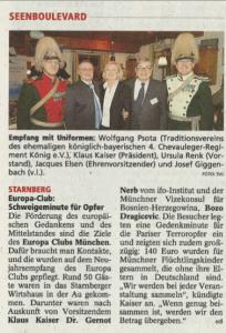 Münchner Merkur vom 22. Januar 2015